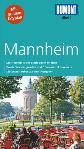 DuMont direkt Reiseführer Mannheim: Mit großem Cityplan