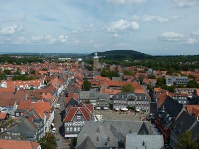 Die Stadt Goslar hat eine lange Geschichte, erste Siedlungen gab es bereits zur Römerzeit