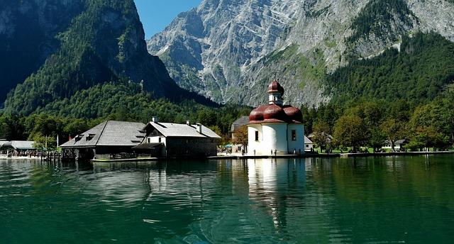 Der Nationalpark Berchtesgaden wurde 1999 von der UNESCO zum Biosphärenreservat erklärt Foto: Romi / pixabay