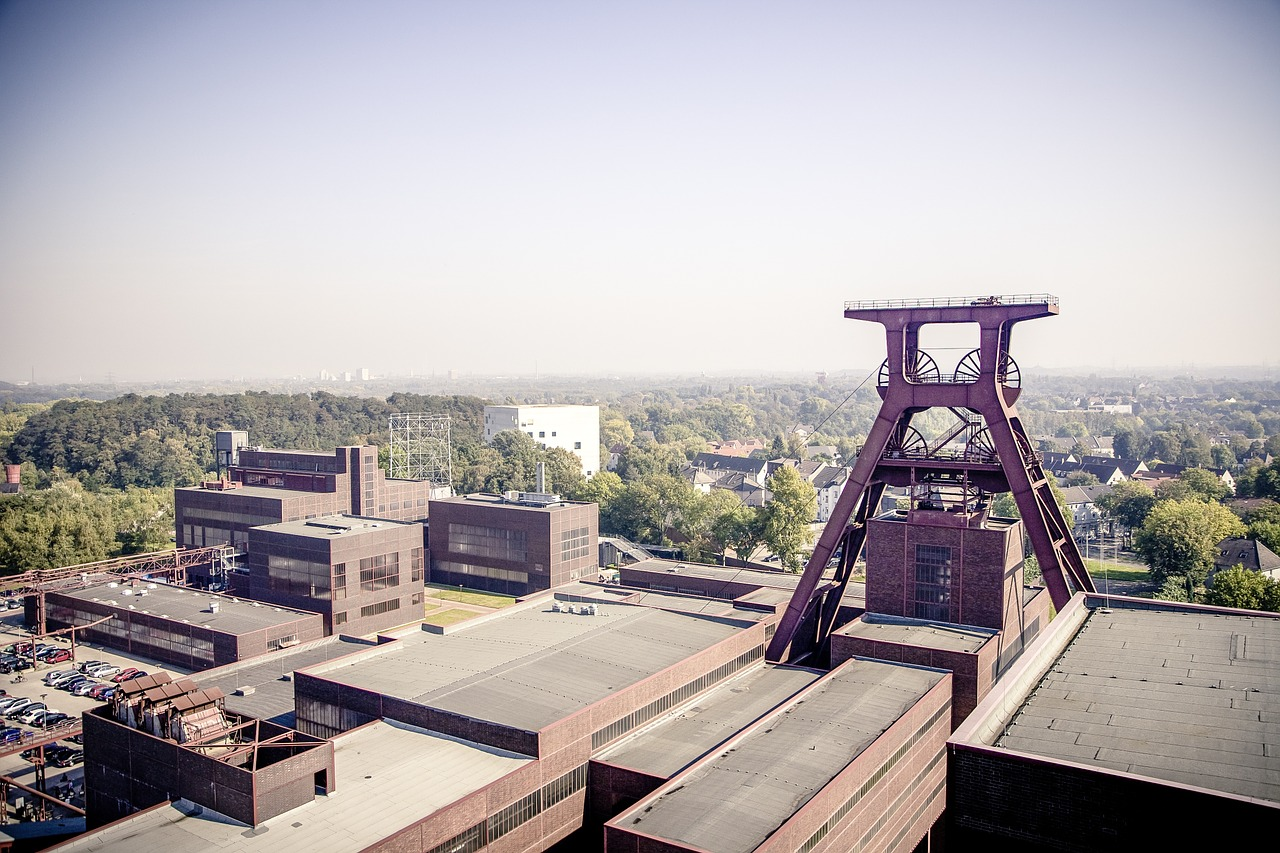 Quelle: https://pixabay.com/de/zeche-zollverein-essen-778428/