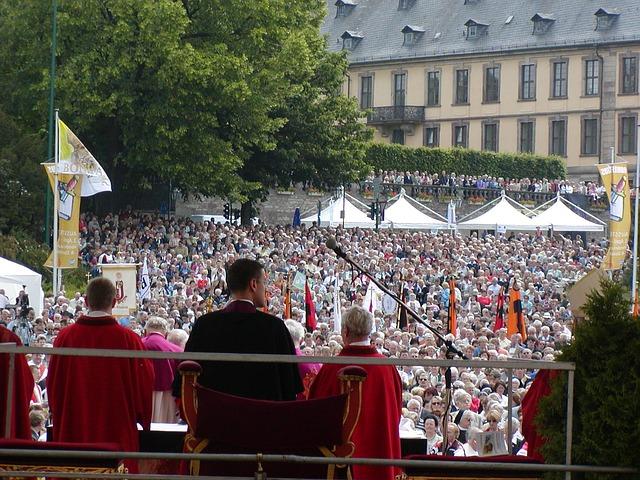 Bonifatiusfest, Fulda, Hessen