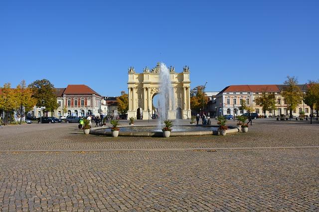 Das Brandenburger Tor ist eines von drei erhaltenen Stadttoren in Potsdam