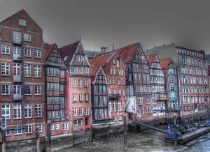 Steht unter Denkmalschutz: Die Hamburger Speicherstadt