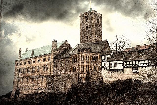 Erbaut wurde die Wartburg auf Geheiß des thüringischen Landgrafen Ludwig dem Springer im 11. Jahrhundert