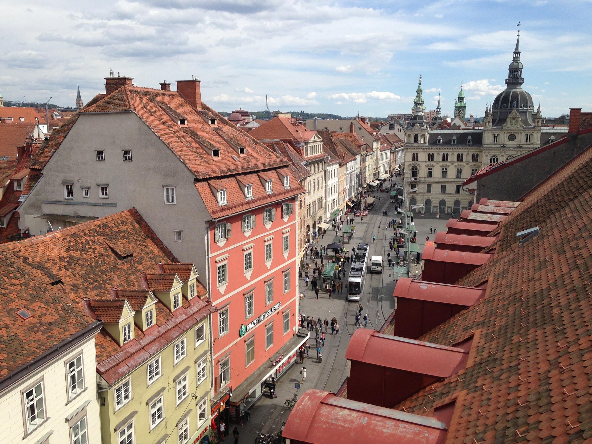 Alstadt Graz, Steiermark, Österreich
