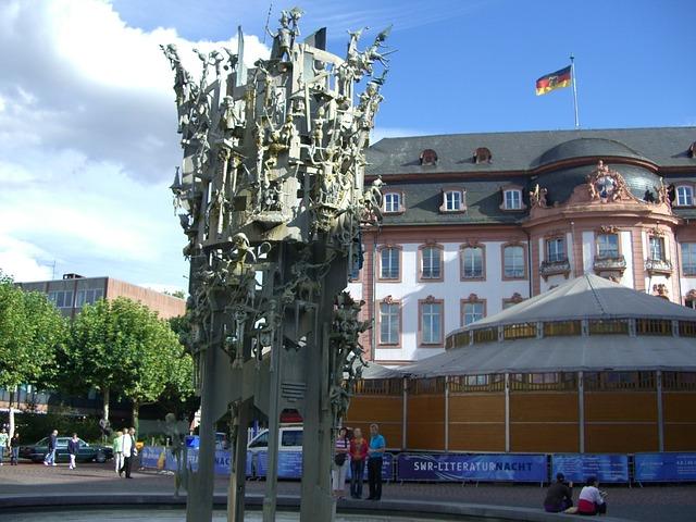 Die Stadt Mainz gilt als Hochburg der rheinischen Fastnacht