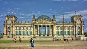 Sitz des Deutschen Bundestages ist der Berliner Reichstag