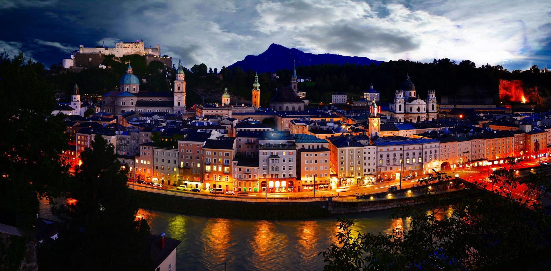 Salzburg, Österreich