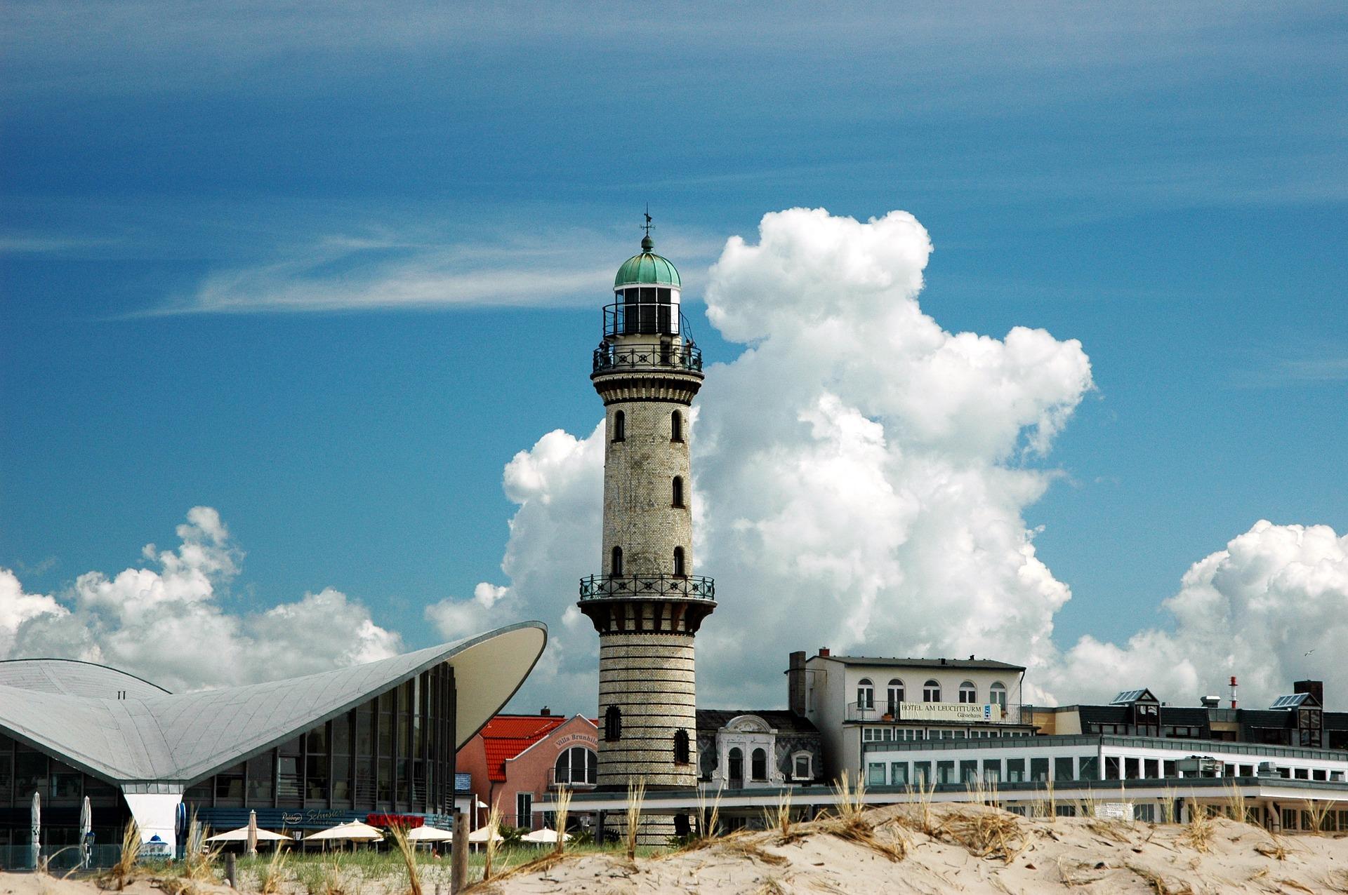 Leuchtturm Warnemünde, Rostock
